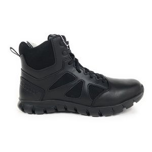 Reebok Sublite Cushion Tactical Black Boots RB8605